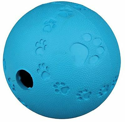 NEW Trixie Snack Natural Rubber Treat Dispensing Ball Interactive Toy