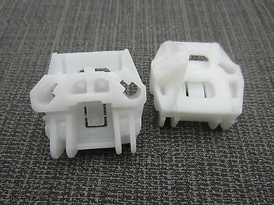 Vw Mk4 Golf Bora Power Electric Window Lifter Clips Pair Front-Right/left