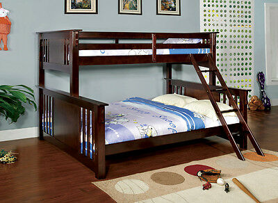 Klina Mission Styled Twin XL over Queen Bunk Bed