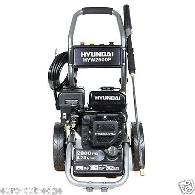 Hyundai HYW2500P 2800psi Petrol Pressure Washer - 2 YEAR WARRANTY - UK LEADER