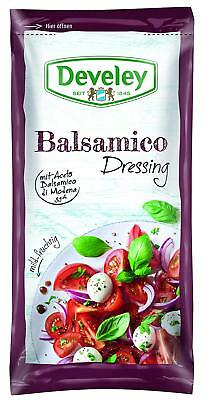 (100ml=1,33€) Develey Salatliebe - Balsamico Dressing - Salatdressing - 75 ml