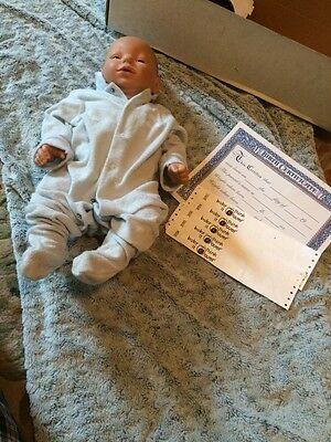 Baby Think It Over Doll G4.1 Generation 4.1 Male INFANT w/ Shirt