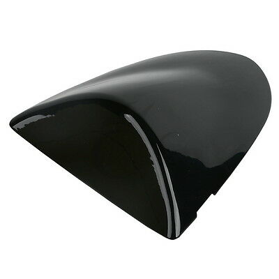 Black Passenger Rear Seat Cover Cowl ABS For KAWASAKI Ninja ZX6R ZX636 2005 2006