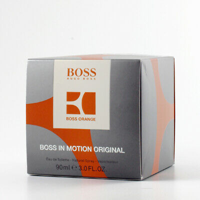 Hugo Boss In Motion ★ EDT Eau de Toilette 90ml NEU&OVP