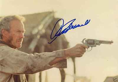 CLINT EASTWOOD D45762 8X10 SIGNED JSA SPENCE 100% CERTIFIED CHRISTMAS GIFT