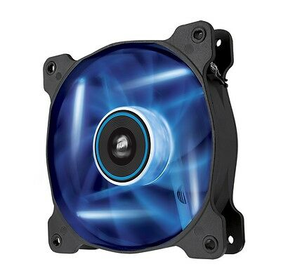 Corsair SP120 Air Blue LED High Pressure 12cm 120mm PC Case Fan - CO-9050021-WW
