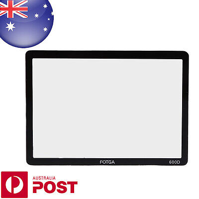 Hard LCD Screen Protector Film For Canon EOS 600D - C157