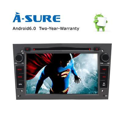 Android 6.0  Car Stereo sat nav GPS DVD Player for VAUXHALL OPEL ASTRA VECTRA