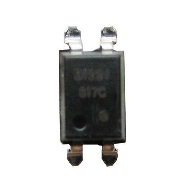 10 PCS PC817B SMD PC817 Optocoupler SOP-4 IC NEW Electronic Component