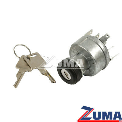 Ingersoll Rand IGNITION SWITCH (Part: IR59126946) - IR Key Switch