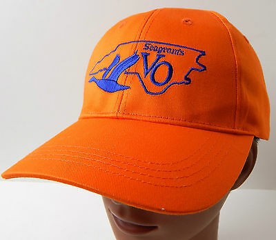 98f3cb9ee53db VINTAGE SEAGRAMS VO Hat Whisky Cap Snapback Logo Canadian Trucker ...