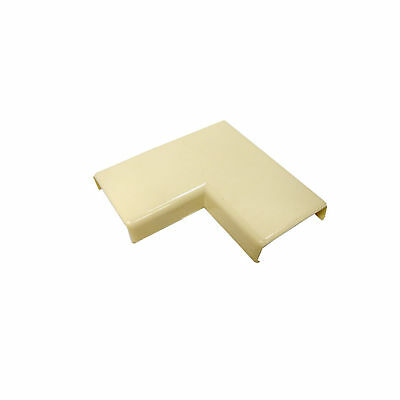 Wiremold Legrand 811 Nm 90 Degree Flat Elbow Cover Clip (10 Pack)