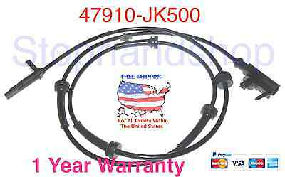 New ABS Wheel Speed Sensor for Infiniti G25 G35 G37 370Z AWD Front Left or Right