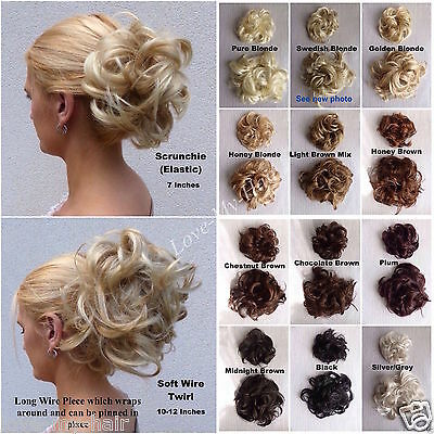30% OFF Scrunchie & Jumbo Twirl, Hair Wrap, UpDo (A6 or A10)