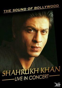 Shah Rukh Khan Live In Concert-Musik DVD (2010)