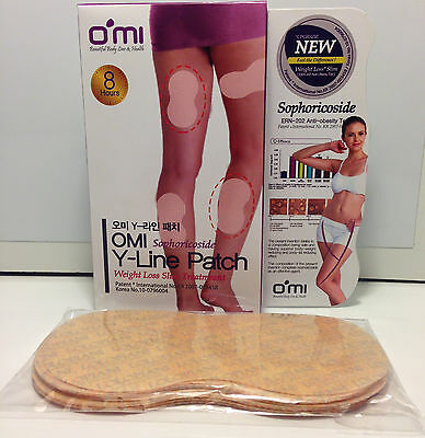 1 Pack 30 pcs Strongest Anti Cellulite Slimming Patches Anti Obesity Treatment