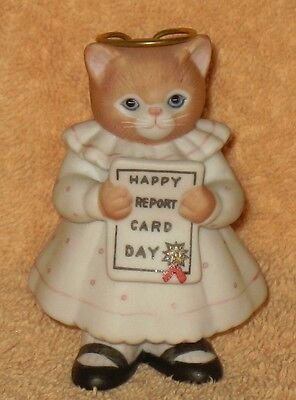 "Kitty Cucumber  Ginger Dress Like Angel "" Happy Report Card Day"" Mnb"