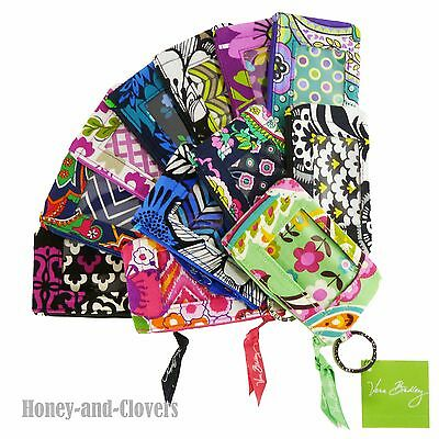 Vera Bradley - Zip ID Case Wallet (Perfect Gift Card Holder) - You Choose - NWT