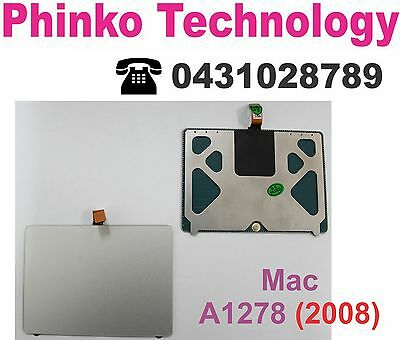 """Touchpad Trackpad Mouse pad For Macbook unibody 13"""" A1278 MB466 MB477 2008"""