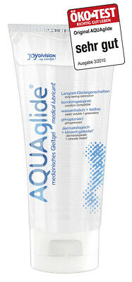 Lubrificante intimo vaginale a base d'acqua AQUAGLIDE 200 ml.
