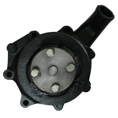 87800115 New Ford Tractor Water Pump w/Back Housing