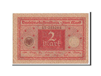 [#350678] Germany, 2 Mark, 1920, KM #59, AU(55-58), 47.285268