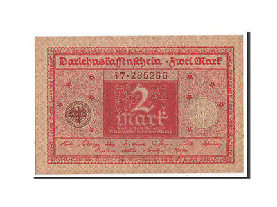 [#350676] Germany, 2 Mark, 1920, KM #59, UNC(63), 47.285266