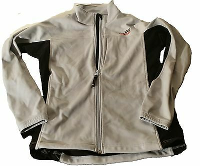 AIGLE ACTIMUM JACKET COAT SIZE 36 Small ALL WEATHER SHELL WATER WIND RESISTANT
