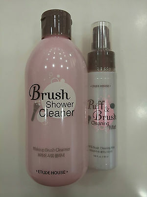 [Etude House] Puff & Brush Cleaning Collection