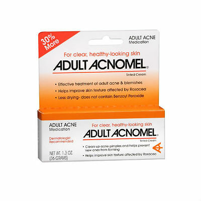Acnomel Adult Acne Medication 1.3oz 038485911610YN