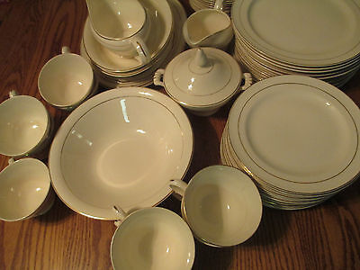 Edwin Knowles China 72 Pieces