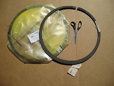 Valmet ZeRust Retaining Ring or Snap Ring, size 18 inches or 480mm x 20 x 7mm