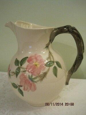 Franciscan Desert Rose 64 Oz. Pitcher - USA - Great Condition
