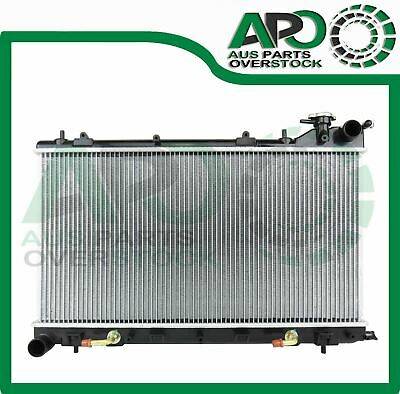Premium Radiator for SUBARU FORESTER SG EJ25 2.5L 2002-2007 Auto & Manual