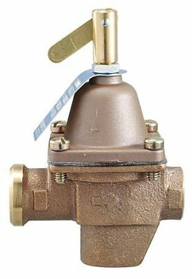 Pressure Regulator,1/2 In,10 to 25 psi WATTS B1156F