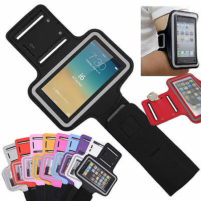 Premium Running Jogging Sports Gym Armband Case Cover Holder for iPhone 6S PLUS