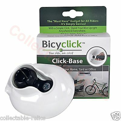 Bicyclick Bicycle Storage System Bike Wall Stand Extra Mount Sto-N-Go Base 551