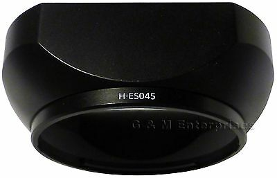 New Panasonic VYC1005 Lens Hood for Leica H-ES045 45mm f/2.8 Macro - US Seller