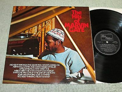 MARVIN GAYE the hits of TAMLA MOTOWN LP STML 11201!