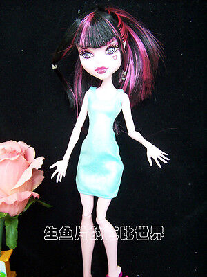 lovely gift Handmade new style dress clothes For Monster high school Doll a339