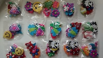 Beautiful Loom Bands Charms