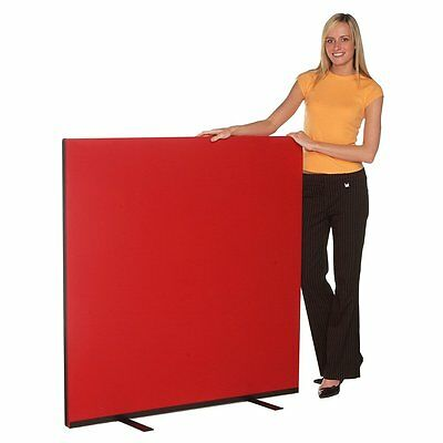 *New Office Screen / Divider / Partition 1200mm w x 1200mm h, nyloop - 4 Colours