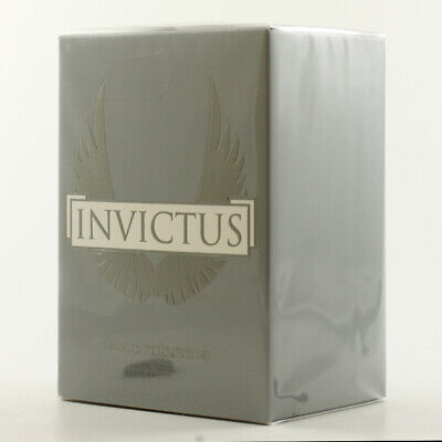 paco rabanne invictus edt eau de toilette 100ml neu ovp. Black Bedroom Furniture Sets. Home Design Ideas