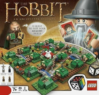 3920 LEGO Game The Hobbit: An Unexpected Journey w/ 4 microfigs - New