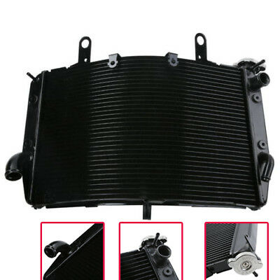Aluminum Replacement Radiator For YAMAHA YZF R1 YZF-R1 2004 2005 2006 04-06 05