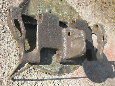 Relic WW2 German track link of ( Pzkpfw IV)