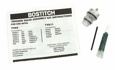 Bostitch TVA6 Service Repair Kit Trigger Assembly New