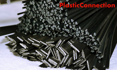 PP/EPDM Plastic welding rods mix 22 pcs 3,4,6,8mm bumper repairs