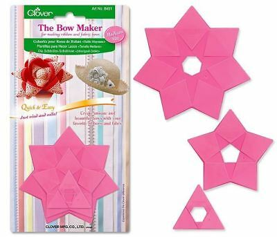 Clover Bow Maker - pack of 3 - choice of sizes
