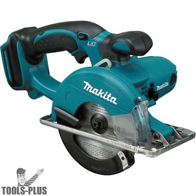 "Makita Metal Cutting Saw 5-3/8"" 18 Volt (Bare Tool) XSC01Z NEW"